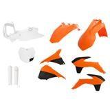 Acerbis Full-Kit Plastik-Kit KTM SX 125/150/250, SX-F 250/350/450 13-14, Replica