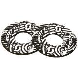 Scott Logo Donuts Schwarz/Weiß