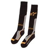 Alpinestars Pro Coolmax Socken Black/Grey/Orange 2019