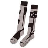 Alpinestars Tech Coolmax Socken Grau/Schwarz 2019