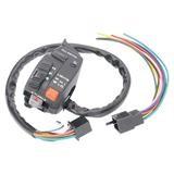K&S Technologies Universal-Schalter Schwarz