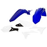 Acerbis Plastik-Kit Yamaha YZF 250/450 14-17, Replica Blau 14
