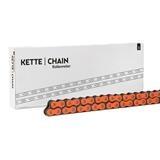 FRITZEL Rollenreiter Kette 520er Teilung, Super Verstärkt, Orange