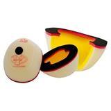 DT-1 Filters Standard Luftfilter TM 125/250/300 2-Takt 13-16, TM 250/450/530 4-Takt 13-15