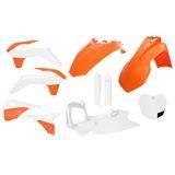 Acerbis Full-Kit Plastik-Kit KTM SX 125/150/250, SX-F 250/350/450, Replica 15