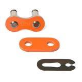 FRITZEL 520 Kettenschloss Orange, super verstärkt, Clip