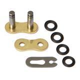 FRITZEL 520 Kettenschloss X-Ring, verstärkt, Clip