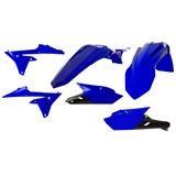 Acerbis Plastik-Kit Yamaha YZF 250/450 14-17, Blau