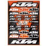 Blackbird Racing Sticker-Kit KTM