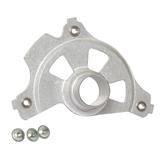 Acerbis Spider Evolution/X-Brake Bremsscheibenschutz-Montagekit Beta RR 250/300/350/400/450/498, Aluminium, Vorn