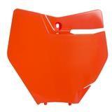 Acerbis Startnummerntafel KTM SX 125/150/250, SX-F 250/350/450 16-18, Orange 16