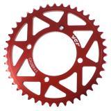 YCF Kettenrad Aluminium, Rot