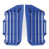 Polisport Kühlerschutzlamellen Yamaha YZ 125/250 06-17, Blau