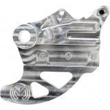 Moose Racing Aluminium Bremsscheibenschutz Beta RR 250/300/350/400/450/520, X-Trainer, hinten, inkl. Bremssattelträger,