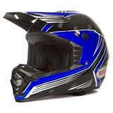 Bell SX-1 Helm Race - Blau 2016
