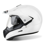 Airoh S5 Helm Color - White Gloss 2017