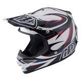 Troy Lee Designs Air Helm Vortex - Weiß 2017