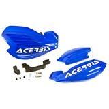 Acerbis X-Force Handschalen Blau, Inkl. Anbaukit