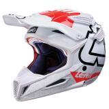 Leatt GPX 5.5 Composite V15 Helm Weiß/Rot 2018