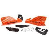 Acerbis X-Ultimate Handschalen Orange/Schwarz, Inkl. Anbaukit