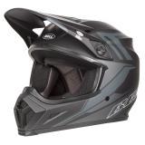 Bell MX-9 Mips Helm Barricade Matte Black 2017