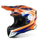 Airoh Twist Helm Mix - Orange Gloss 2019