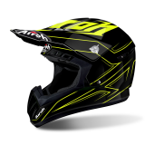 Airoh Switch Helm Spacer - Yellow Gloss 2018