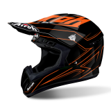 Airoh Switch Helm Spacer - Orange Gloss 2018