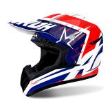 Airoh Switch Helm Startruck - Red Gloss 2018
