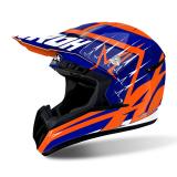 Airoh Switch Helm Startruck - Blue Gloss 2018