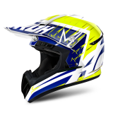 Airoh Switch Helm Startruck - Yellow Gloss 2018