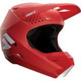 Shift Whit3 Label Helm Rot 2019