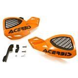 Acerbis MX Uniko Vented Handschalen Orange, Inkl. Anbaukit