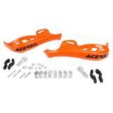 Acerbis Rally Profile Handschalen Orange, Inkl. Anbaukit