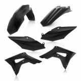 Acerbis Plastik-Kit Honda CRF 450 17-18, CRF 250 2018, Schwarz