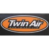 Twin Air Luftfilterkasten-Aufkleber Universal, 32.5 x 30 cm, Schwarz