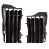 Acerbis Kühlerschutzlamellen Honda CRF 250RX '19, CRF 450 R/RX 17-19, Schwarz