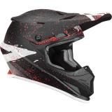 Thor Sector Helm Hype - Schwarz/Coral 2019
