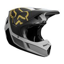 Fox V3 Helm Kila - Grau 2019