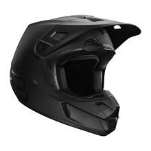 Fox V2 Helm Schwarz - matt 2019