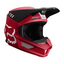 Fox V1 Helm Mata - Cardinal 2019
