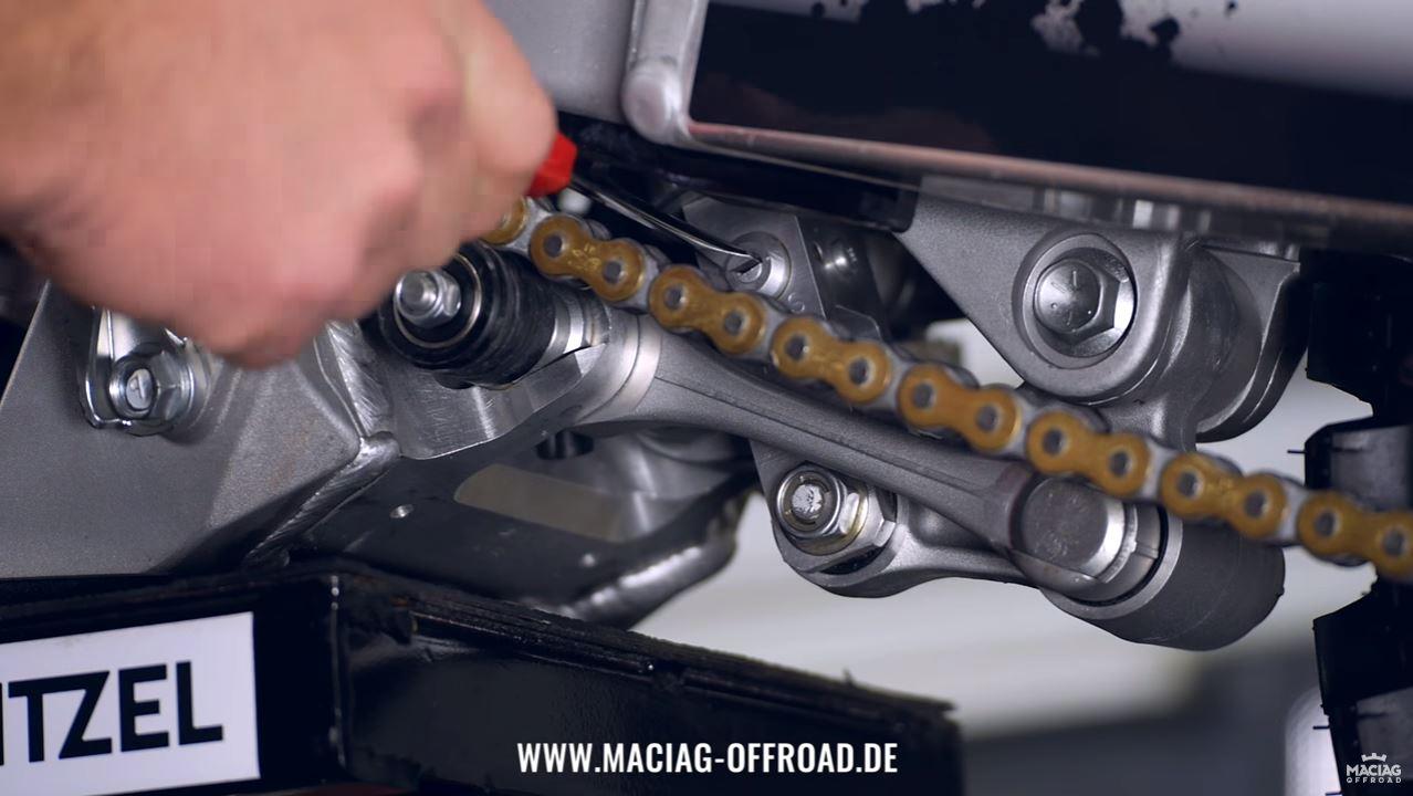 Motocross & Enduro Fahrwerk einstellen | Produktberatung | Maciag ...