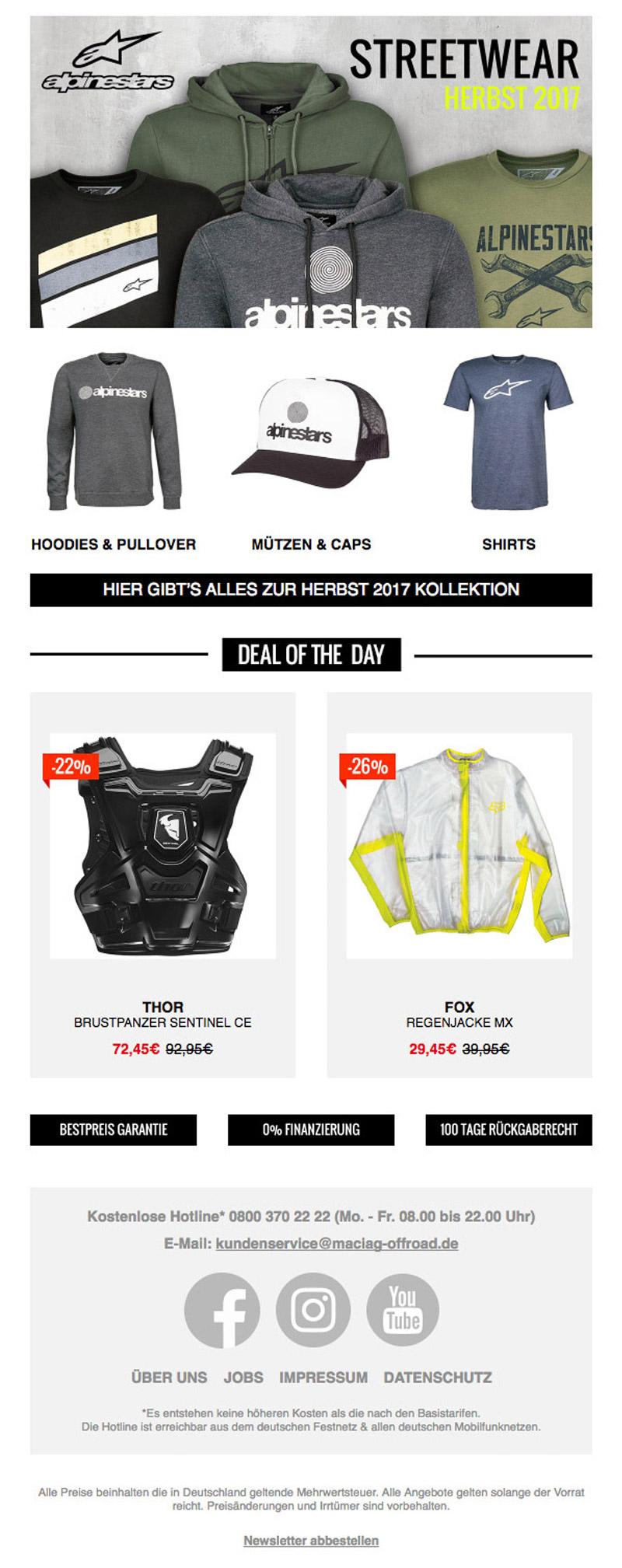 Newsletter Motocross Vorschau