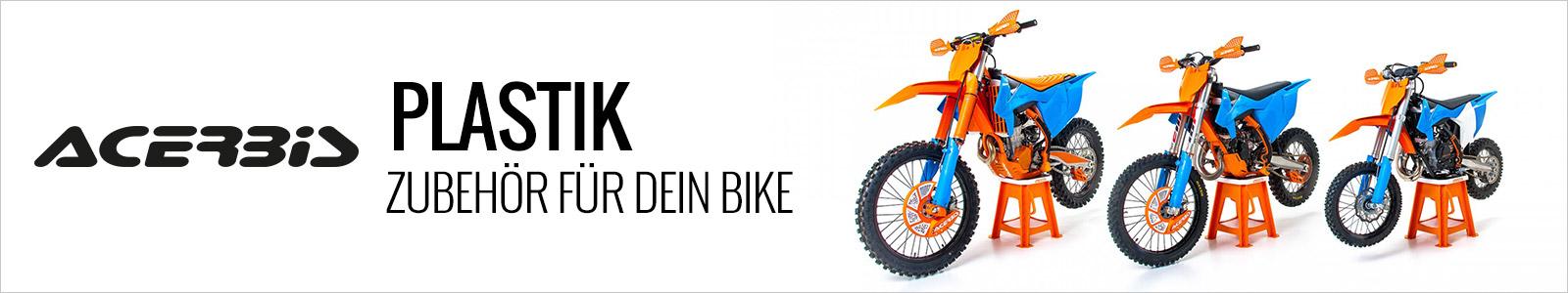 Acerbis Plastik-Zubehör für dein Bike