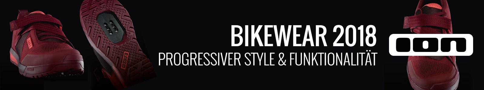 ION Bikewear 2018