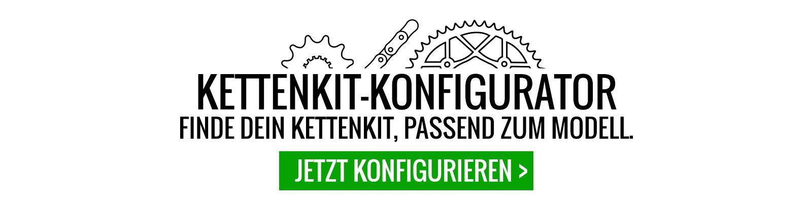 Motocross & Enduro Kettenkit Konfigurator