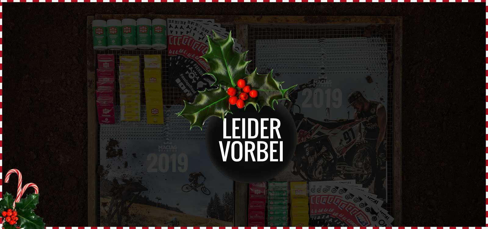 Tür 3 - Leider Vorbei