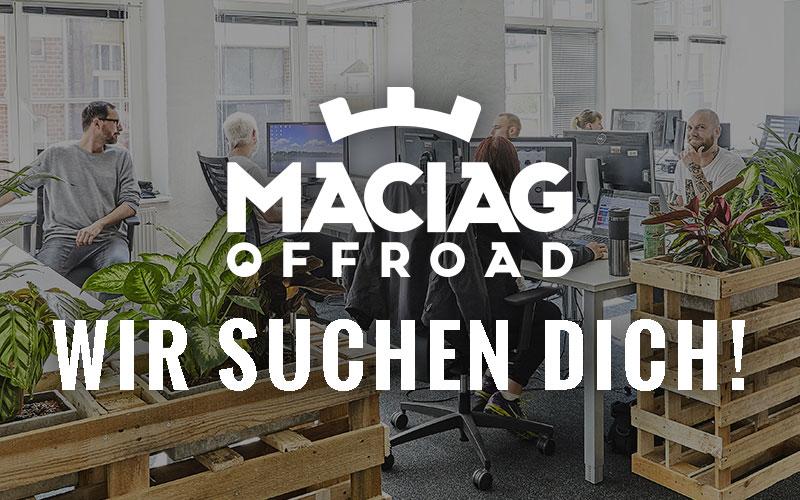 Maciag Offroad - Jobs
