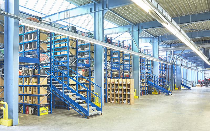 Maciag Offroad - Logistik Standort