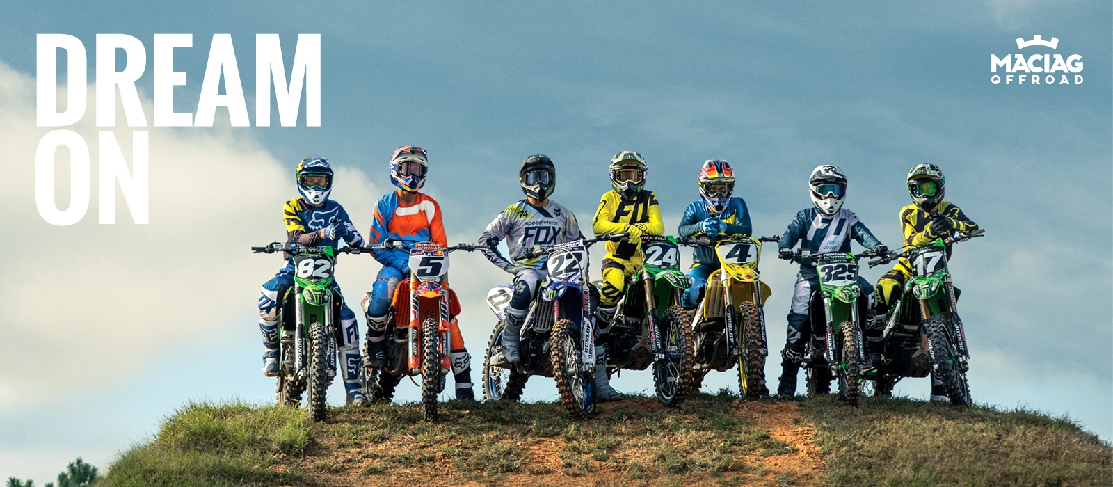 FOX MX 2018 Racewear Wallpaper